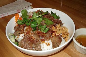 Thit Bo Nuong http://www.vietnaminholland.info/english/Recipes/recipes35.asp
